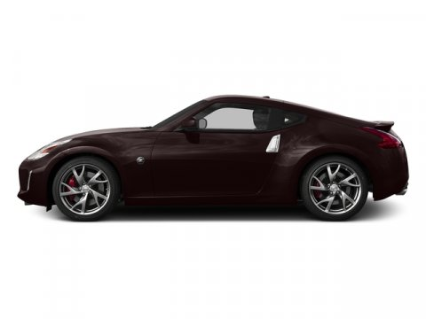 2017 Nissan 370Z Black CherryBlack V6 37 L Manual 0 miles Delivers 26 Highway MPG and 18 City