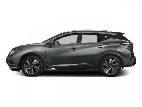 2017 Nissan Murano SL Gun MetallicGraphite V6 35 L Variable 0 miles Boasts 28 Highway MPG and