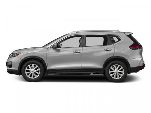 2017 Nissan Rogue SV Brilliant SilverCharcoal V4 25 L Variable 0 miles Boasts 33 Highway MPG