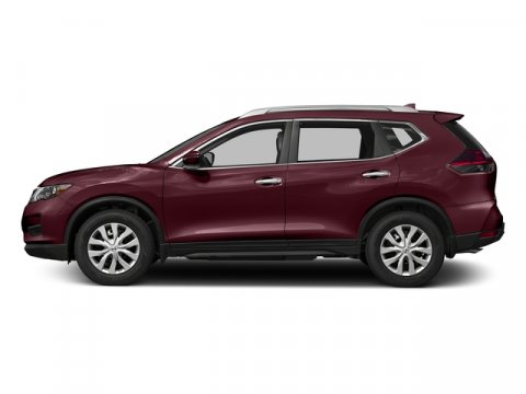 2017 Nissan Rogue SV Palatial RubyCharcoal V4 25 L Variable 0 miles Scores 33 Highway MPG and