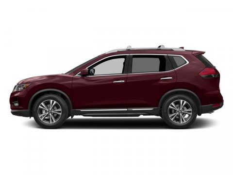 2017 Nissan Rogue SL Palatial RubyCharcoal V4 25 L Variable 0 miles Boasts 33 Highway MPG and
