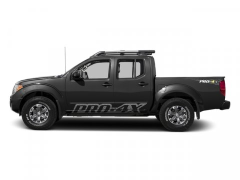 2017 Nissan Frontier PRO-4X Gun MetallicPRO-4X V6 40 L Automatic 0 miles Boasts 21 Highway MP