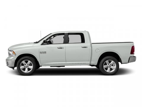 2017 Ram 1500 Bright White Clearcoat V8 57 L Automatic 0 miles Boasts 25 Highway MPG and 17 C