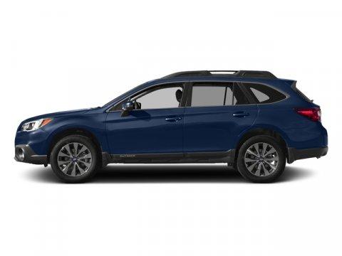2017 Subaru Outback Limited Lapis Blue PearlWarm Ivory V4 25 L Variable 52186 miles 12 Speake