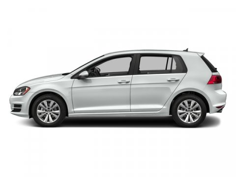 2017 Volkswagen Golf Pure WhiteBGEBLK V-TEX LEATHERETTE V4 18 L Automatic 0 miles Boasts 35