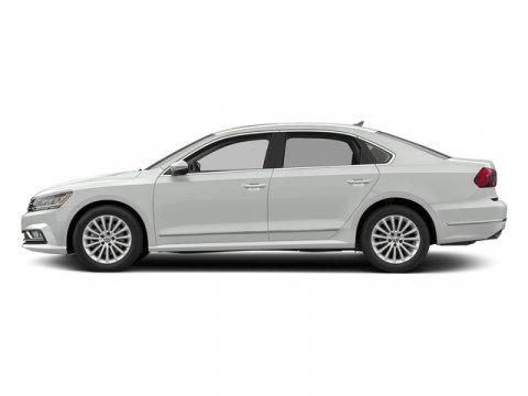 2017 Volkswagen Passat 18T SE Pure WhiteCornsilk Beige wBrown V4 18 L Automatic 1429 miles