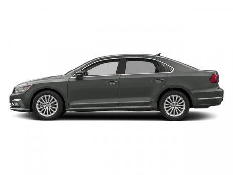 2017 Volkswagen Passat 18T S Platinum Gray MetallicTitan Black V4 18 L Automatic 0 miles Del