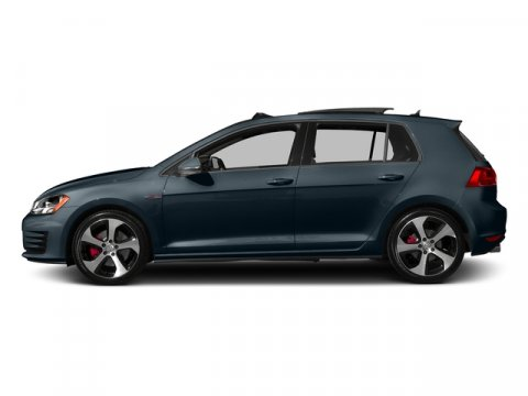2017 Volkswagen Golf GTI S Night Blue Metallic V4 20 L Manual 12 miles New Arrival Priced to