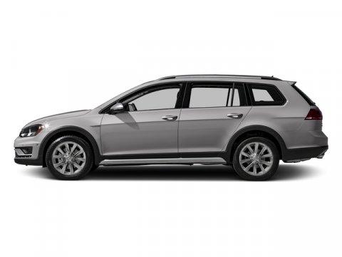2017 Volkswagen Golf Alltrack SE Reflex Silver MetallicTitan Black V4 18 L Automatic 0 miles