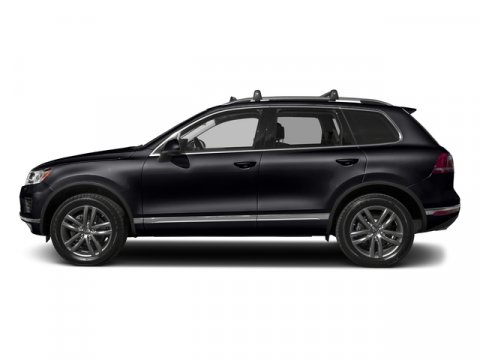 2017 Volkswagen Touareg Wolfsburg Edition Deep Black Pearl V6 36 L Automatic 10 miles Deliver