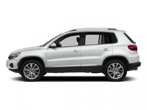 2017 Volkswagen Tiguan S Pure WhiteCharcoal Black V4 20 L Automatic 0 miles Boasts 24 Highway