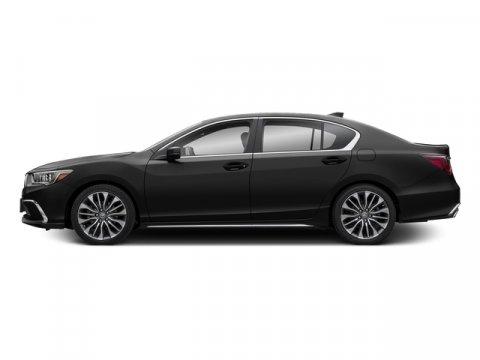 2018 Acura RLX wTechnology Pkg Majestic Black PearlEspresso V6 35 L Automatic 10 miles Intro