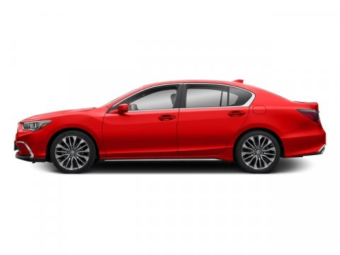 2018 Acura RLX with Technology Pkg Brilliant Red MetallicEbony V6 35 L Automatic 10 miles Int