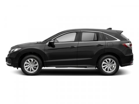2018 Acura RDX with Technology Pkg Crystal Black PearlParchment V6 35 L Automatic 66 miles Th