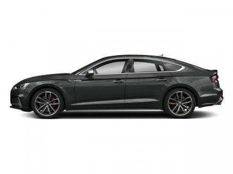 2018 Audi S5 Sportback Prestige Mythos Black MetallicBlack V6 30 L Automatic 65 miles With a