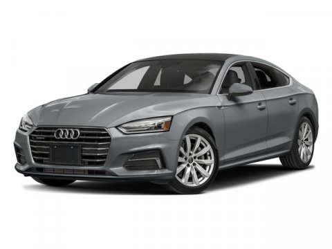 2018 Audi A5 Sportback Premium Plus Monsoon Gray MetallicBlack V4 20 L Automatic 0 miles  Tur