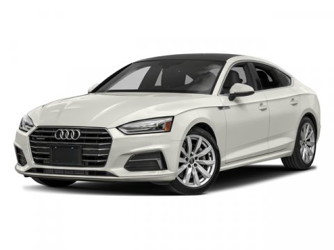 2018 Audi A5 Sportback Premium Ibis WhiteBlack V4 20 L Automatic 0 miles  Turbocharged  All