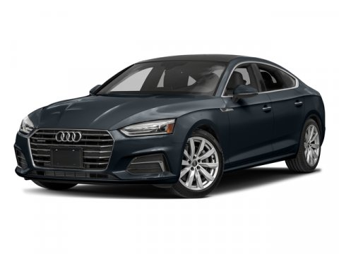 2018 Audi A5 Sportback Prestige Moonlight Blue MetallicRock Gray V4 20 L Automatic 0 miles Na