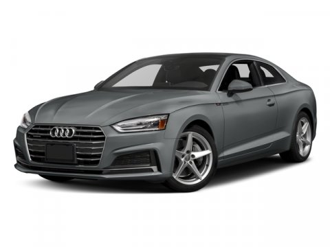 2018 Audi A5 Coupe Premium Plus Monsoon Gray MetallicRock Gray V4 20 L Automatic 0 miles Moon