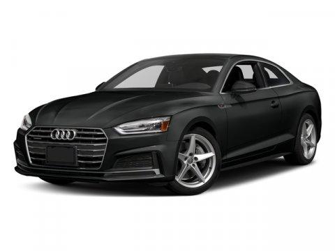 2018 Audi A5 Coupe Premium Mythos Black MetallicBlack V4 20 L Automatic 0 miles Sunroof Heat