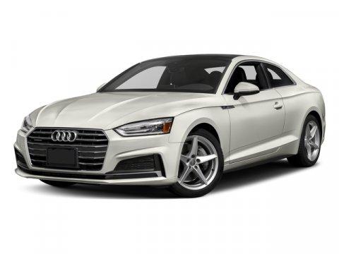 2018 Audi A5 Coupe Premium Plus Ibis WhiteBlack V4 20 L Automatic 0 miles Heated Leather Seat