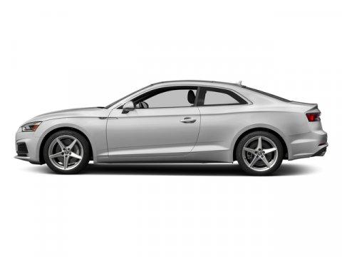 2018 Audi A5 Coupe Premium Plus Glacier White MetallicBlack V4 20 L Automatic 0 miles Scores