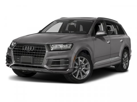 2018 Audi Q7 Premium Plus Graphite Gray MetallicBlack V4 20 L Automatic 10 miles Third Row Se