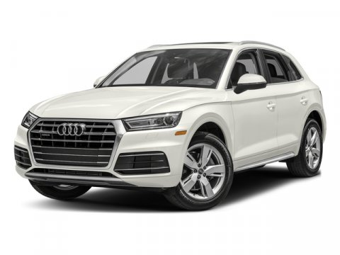 2018 Audi Q5 Premium Ibis WhiteBlack V4 20 L Automatic 25 miles Leather Interior Navigation
