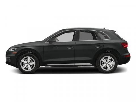 2018 Audi Q5 Premium Mythos Black MetallicBlack V4 20 L Automatic 75 miles Scores 27 Highway