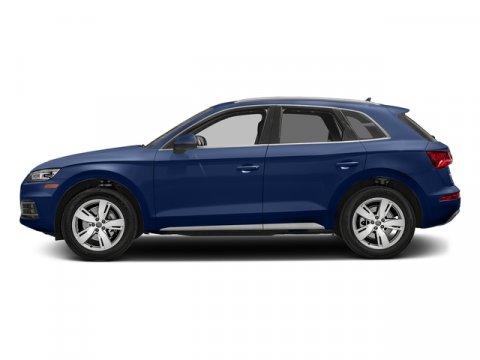 2018 Audi Q5 Premium Plus Navarra Blue MetallicBlack V4 20 L Automatic 0 miles Scores 27 High