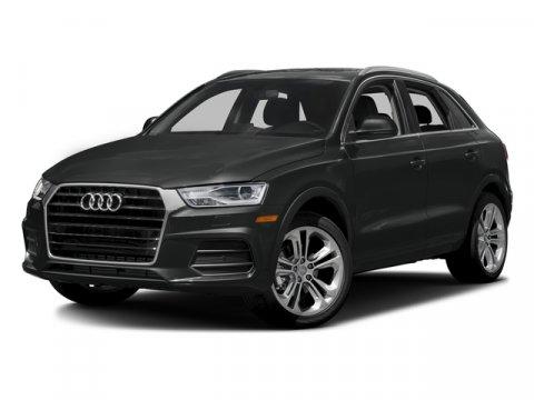 2018 Audi Q3 Premium Plus Mythos Black MetallicBlack V4 20 L Automatic 0 miles Navigation Su