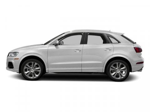2018 Audi Q3 Premium Plus Glacier White MetallicChestnut Brown V4 20 L Automatic 0 miles Boas