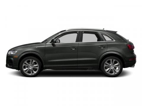 2018 Audi Q3 Premium Plus Daytona Gray Pearl EffectBlack V4 20 L Automatic 0 miles Scores 28
