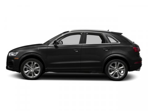 2018 Audi Q3 Premium Brilliant BlackBlack V4 20 L Automatic 12 miles Boasts 28 Highway MPG an