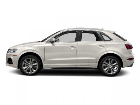 2018 Audi Q3 Premium Cortina WhiteBlack V4 20 L Automatic 0 miles Delivers 28 Highway MPG and