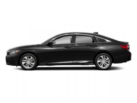2018 Honda Accord Sedan LX Crystal Black PearlBlack V4 15 L Variable 10 miles  BLACK CLOTH SE
