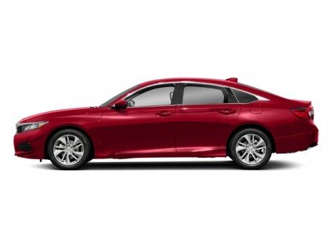 2018 Honda Accord Sedan LX Radiant Red MetallicIvory V4 15 L Variable 7 miles  IVORY CLOTH SE
