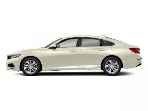 2018 Honda Accord Sedan LX Platinum White PearlBlack V4 15 L Variable 8 miles  BLACK CLOTH SE