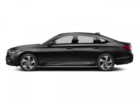 2018 Honda Accord Sedan EX Crystal Black PearlBlack V4 15 L Variable 7 miles  BLACK CLOTH SEA