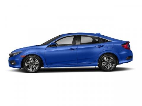 2018 Honda Civic Sedan EX-T Aegean Blue MetallicBlack V4 15 L Variable 7 miles  BLACK CLOTH S
