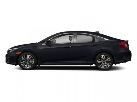2018 Honda Civic Sedan EX-L Cosmic Blue MetallicGray V4 15 L Variable 7 miles  GRAY LEATHER S