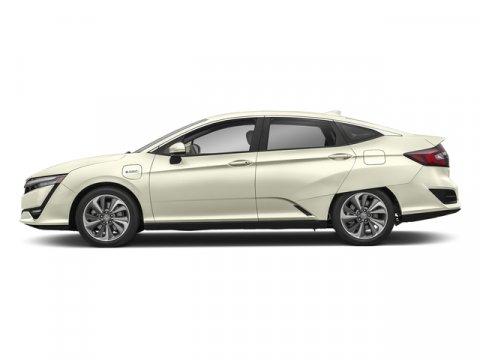 2018 Honda Clarity Plug-In Hybrid PHEV Platinum White PearlBeige V4 15 L Variable 7 miles  PL