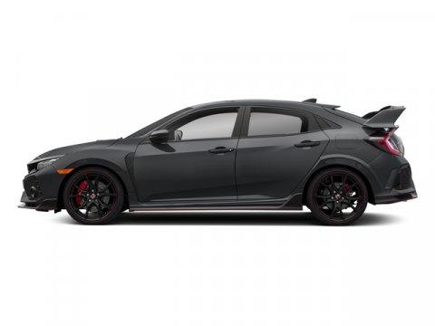 2018 Honda Civic Type R Touring Polished Metal MetallicRedBlack V4 20 L Manual 3 miles  RED