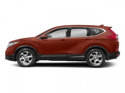 2018 Honda CR-V EX-L Molten Lava PearlIvory V4 15 L Variable 7 miles  IVORY LEATHER SEAT TRIM