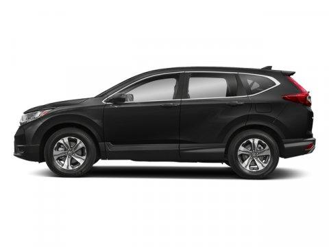 2018 Honda CR-V LX Crystal Black PearlBlack V4 24 L Variable 7 miles  BLACK CLOTH SEAT TRIM