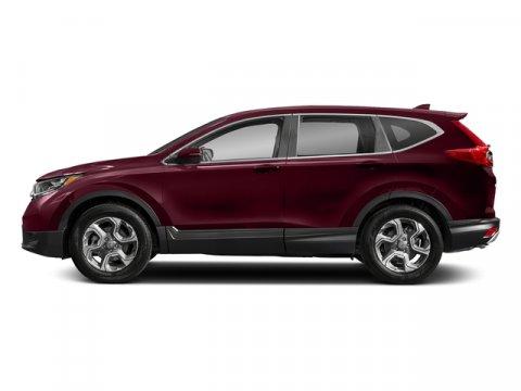 2018 Honda CR-V EX Basque Red Pearl IIGray V4 15 L Variable 7 miles  BASQUE RED PEARL II  GR