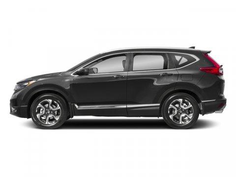 2018 Honda CR-V Touring Modern Steel MetallicBlack V4 15 L Variable 7 miles  BLACK LEATHER SE