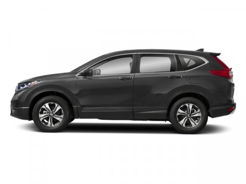 2018 Honda CR-V LX Modern Steel MetallicBlack V4 24 L Variable 7 miles  BLACK CLOTH SEAT TRIM