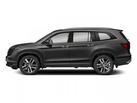 2018 Honda Pilot Touring Modern Steel MetallicGray V6 35 L Automatic 3 miles  GRAY LEATHER-TR