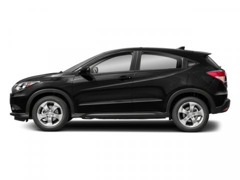 2018 Honda HR-V LX Crystal Black PearlBlack V4 18 L Variable 7 miles  BLACK CLOTH SEAT TRIM